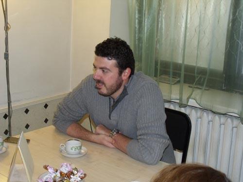 Встреча с Анджело Костантино