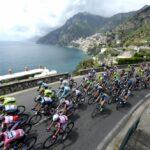 Велогонка по Италии
