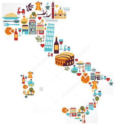 Italia: un mondo da scoprire