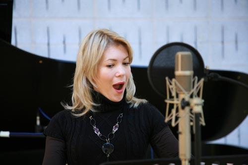 Встреча с певицей Марией Матвеевой