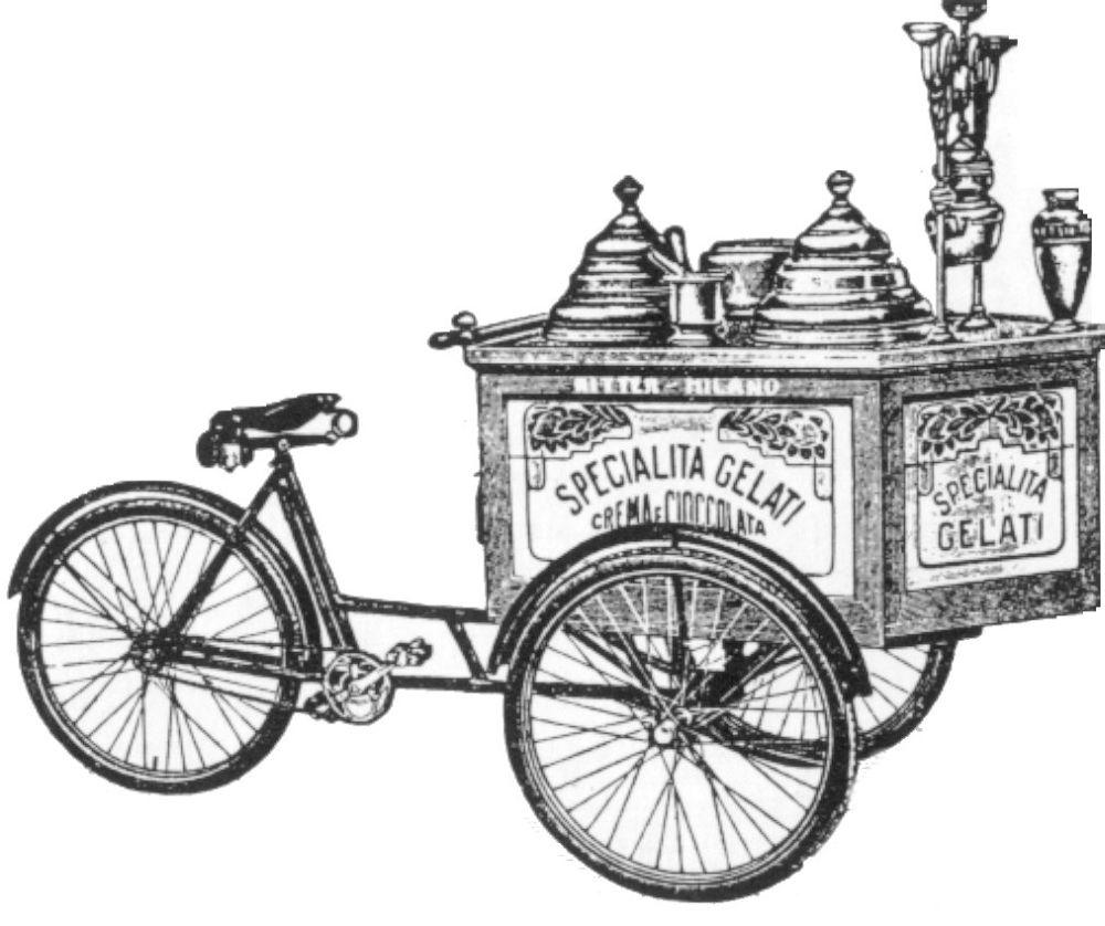 Мороженое - итальянцы